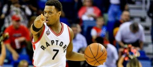 Kyle Lowry was too busy being a Villanova fan to pay attention to ... - usatoday.com