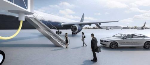 LAX rolls out the red carpet for celebrity terminal, dubbed 'the ... - com.au