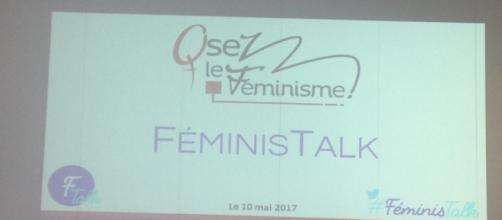 Le féministalk est une réunion ayant lieu une fois par mois