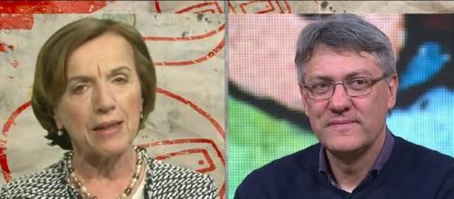 Pensioni, Elsa Fornero e Maurizio Landini