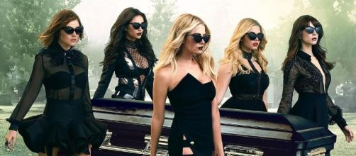 Pretty Little Liars photo via BN library