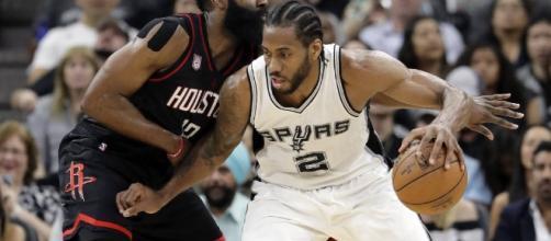 Spurs lose Leonard but beat Rockets in overtime pixabay.com