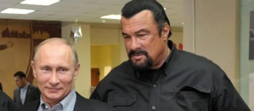 Steven Seagal Banned From Ukraine and Declared a National Security ... - signalng.com