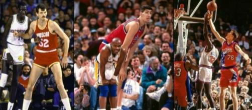 Tallest Players in NBA history - lockerdome.com