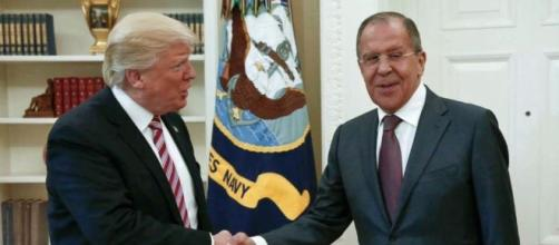 Trump, Russian FM Hold Talks on Syria, Other Flashpoints - voanews.com
