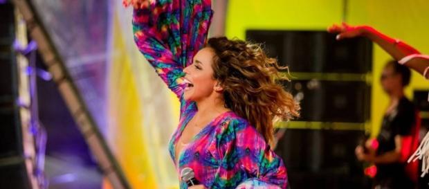 A cantora Daniela Mercury é uma das principais atrações