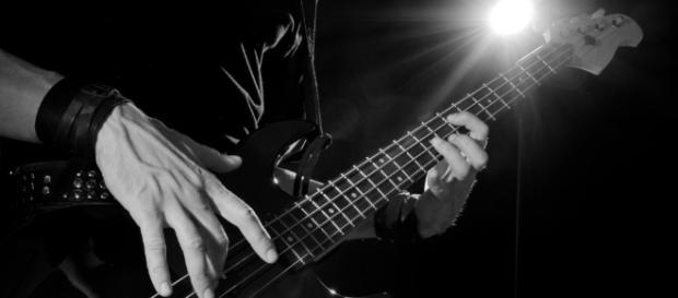 A guitarra é um componente que não pode falta