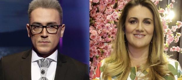 Carlota Corredera desvelas las razones de su enfado con Kiko ... - bekia.es