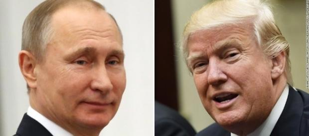 Donald Trump potrebbe essere stato appoggiato da Wladimir Putin.