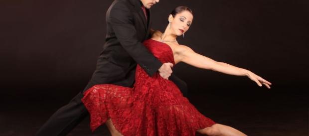 El tango fantástico By Collin Holstei.
