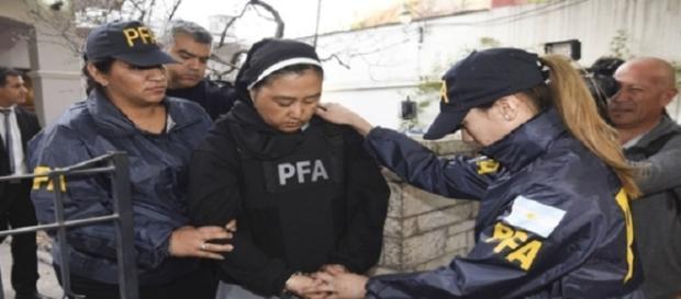 Freira que aliciava criança é presa na Argentina