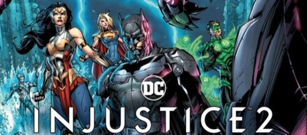 Injustice 2 (Comic) - Chapter 1 Review — Bad Manta Comics - thedcdudes.com