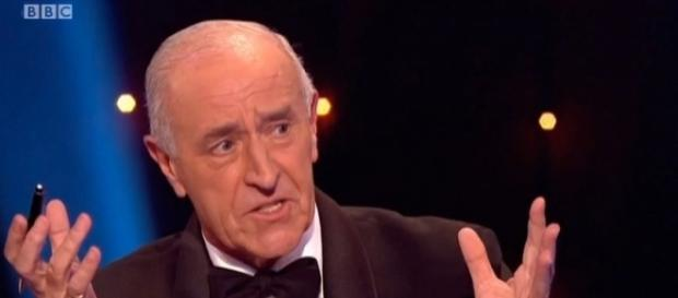 Len Goodman was picky on 'Dancing with the Stars' - Photo: Blasting News Library - mirror.co.uk