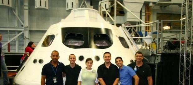 Mars astronaut radiation shield vest set for moon mission trial ... - net.au