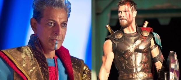 New Photos From THOR: RAGNAROK Give Us Our First Look at Jeff ... - geektyrant.com