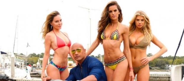 News Briefs: See Revealing 'Baywatch' Photo; Watch Kristen Stewart ... - fandango.com