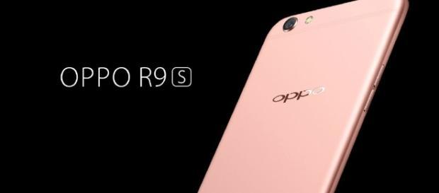 OPPO R9S Official: Split Antenna Design, Sony IMX398 f/1.7 Camera ... - gizmochina.com