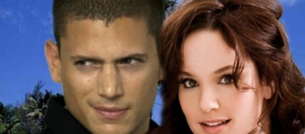 Prison Break season 5 Micahel and Sarah Scofield. becuo.com