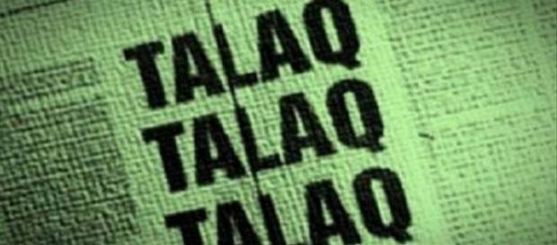 """""""Talaq, talaq, talaq"""": il ripudio islamico."""