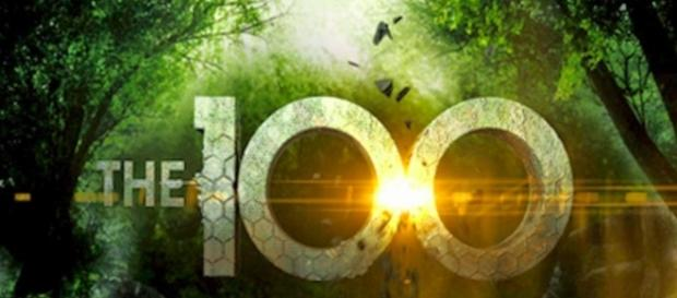 The 100 tv show logo image via Flickr.com