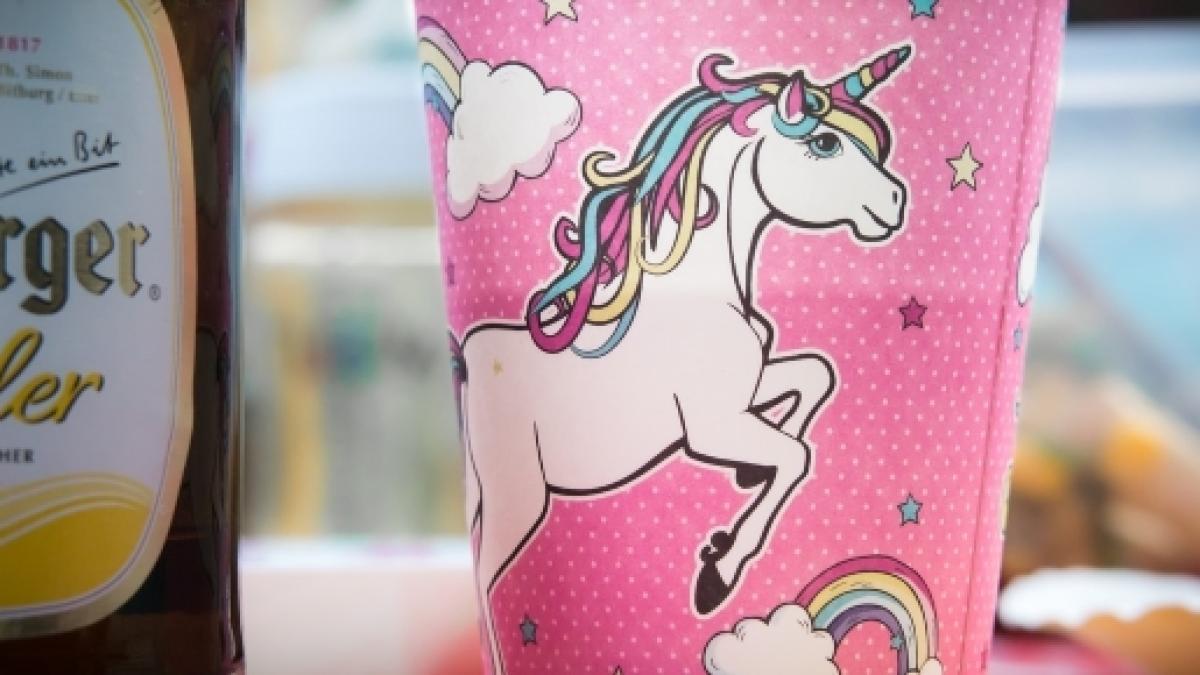 El Unicornio Tendencia De Moda Y De Estilo De Vida Explicación