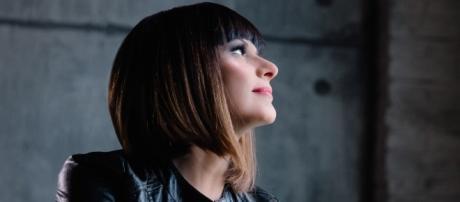 Silvia Mezzanotte, copertina del nuovo singolo 'Lasciarmi Andare', disponibile dal 19 Maggio 2017