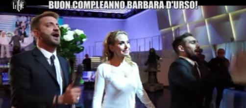 Barbara D'Urso, il regalo delle Iene per il suo compleanno