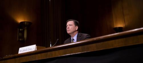 Document: President Trump fires FBI director James Comey | 89.3 KPCC - scpr.org
