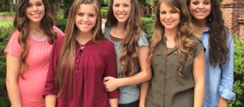 Duggar sisters via Duggar Family/Twitter