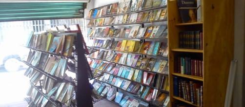 """Foto. """"Librería Efeso"""" ubicada la 7 oriente, Centro Histórico, Pue"""