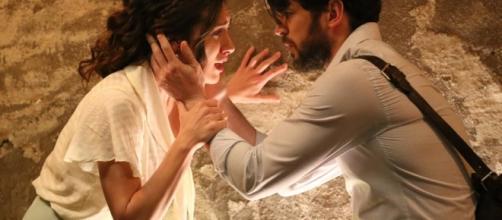 Il Segreto : Hernando e Camila