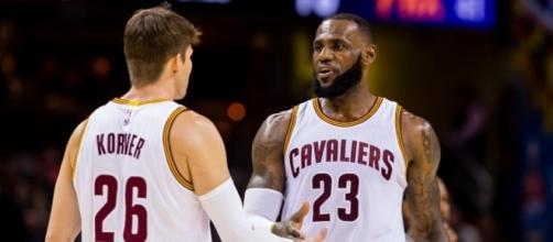 Kyle Korver on Cavs' sweeping mentality in the playoffs - cavsnation.com
