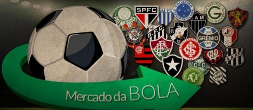 Mercado da Bola, Vasco se movimenta no mercado da bola e confirma reforços.