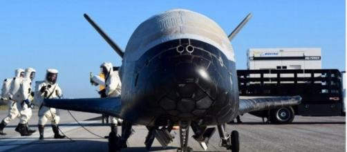 Mysterious US space plane lands after secret two-year military ... - scmp