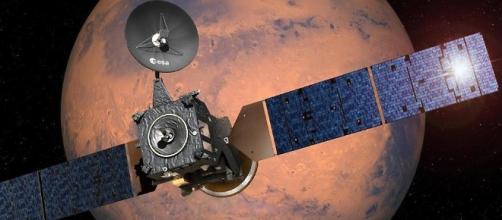 Schiapparelli, è ufficiale: si è schiantato su Marte - Libero ... - liberoquotidiano.it