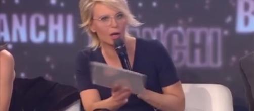 Maria De Filippi, star di Canale 5