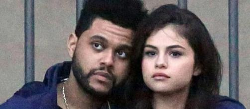 The Weeknd y Selena Gomez, inseparables
