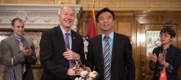 China-based textile company bringing 800 jobs to Forrest City   KATV - katv.com