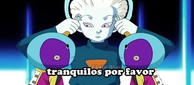 Dragon Ball Super 91 Daishinkan detiene a los dos Zeno Sama.