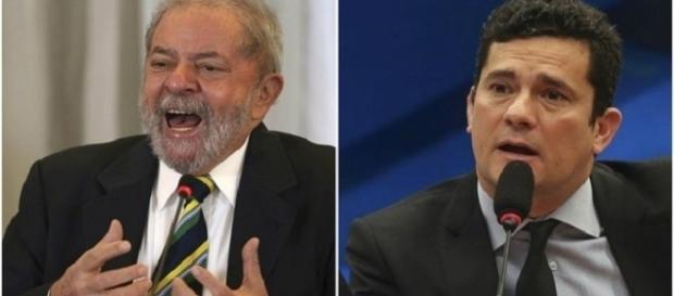 Ex-presidente Luiz Inácio Lula da Silva compareceu à Curitiba para prestar depoimento á Sérgio Moro.