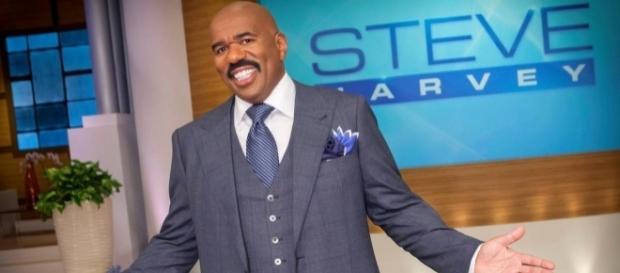 Steve Harvey promo photo for talk show