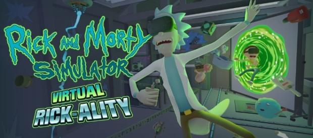 Hands-On With the Hilarious Rick and Morty VR Game - uploadvr.com