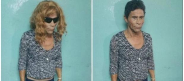 Francisco Herrera Argueta tentou fugir da cadeia vestido de mulher