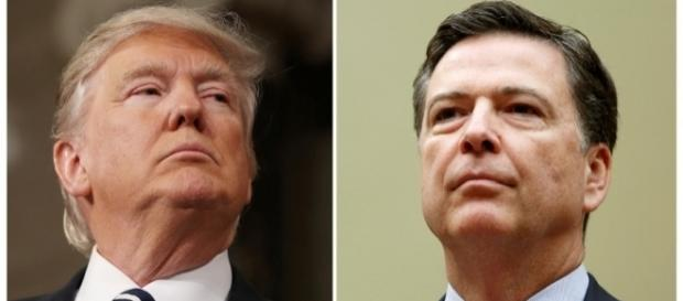 In shock move, Trump fires FBI Director Comey   New Straits Times ... - com.my