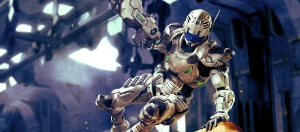 Is SEGA Teasing A Vanquish Release for 2017? - gamerant.com