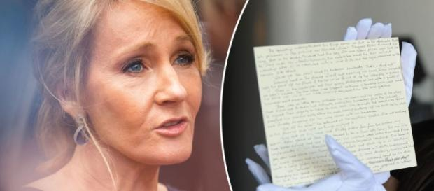 JK Rowling urges Harry Potter fans not to buy stolen rare prequel ... - digitalspy.com