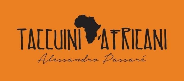 La copertina del volume 'Taccuini Africani' di Alessandro Passaré