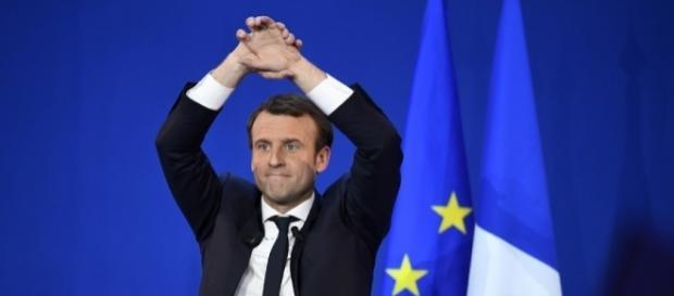 La République en Marche = La République d'Emmanuel Macron