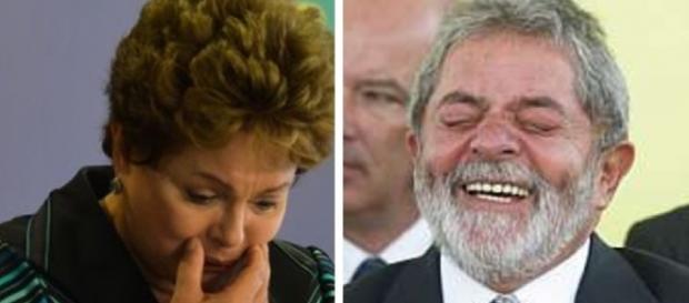 Lula critica gestão de Dilma - Foto/Montagem: Google