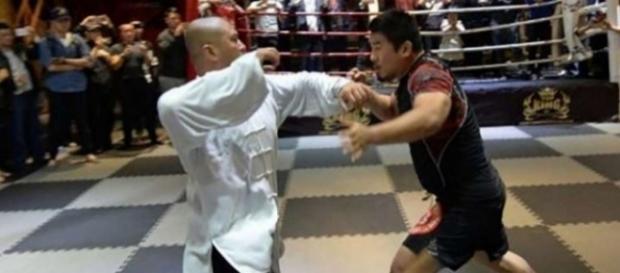 MMA vence Kung Fu em 10 segundos